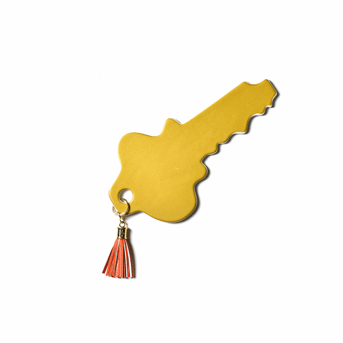 Happy Everything Gold Key Big Attachment