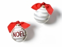 Happy Everything Noel Berry 100MM Glass Ornament