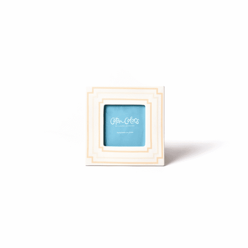 Happy Everything Notch 7 Square Frame Blush