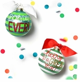 Happy Everything Ornaments