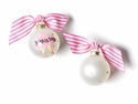 Happy Everything Twinkle Toes Ballet 65MM Ornament