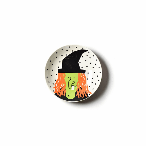 Happy Everything Witch Small Pasta Bowl