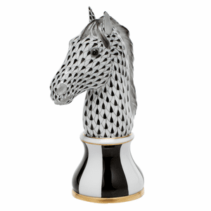 Herend Porcelain Chess Collection Figurines