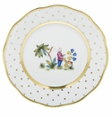 Herend Porcelain Fodos Bread And Butter Plate - Mo 01 6D