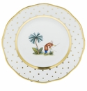 Herend Porcelain Fodos Bread And Butter Plate - Mo 06 6D