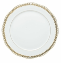 Herend Porcelain Golden Laurel Charger 12D