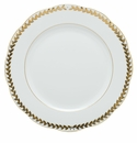 Herend Porcelain Golden Laurel Service Plate 11D