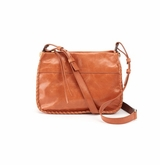 Hobo Banjo Vintage Hide Small Crossbody Handbag