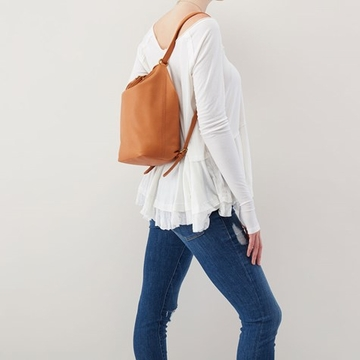 Hobo Blaze Velvet Hide Backpack