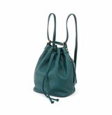 Hobo Brandish Velvet Hide Bucket Backpack