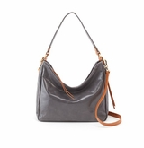 Hobo Delilah Vintage Hide Crossbody Shoulder Handbag