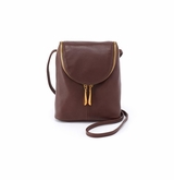 Hobo Fern Velvet Hide Small Crossbody Handbag
