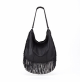 Hobo Gypsy Velvet Hide Hobo Handbag