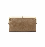 Hobo Lauren Embossed Vintage Clutch Wallet