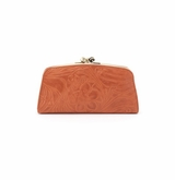 Hobo Liven Embossed Vintage Wallet