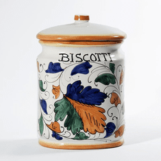 Intrada Italy Leaves Oval Biscotti
