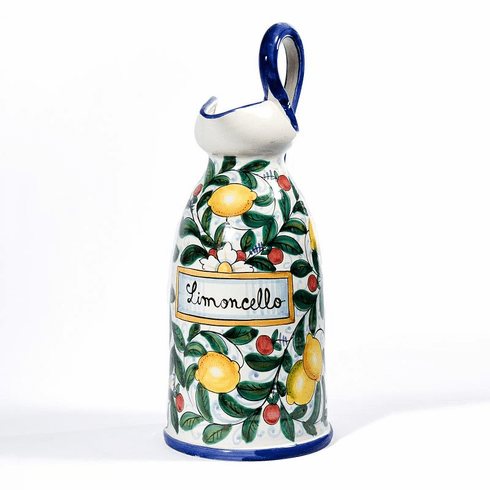 """Intrada Italy Limoncello Pitcher with Large Handle 21""""H"""