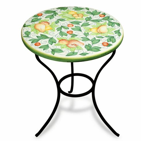 "Intrada Italy Table 21""D"
