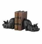 Iron Pig Bookends by Cyan Design