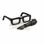 Iron Sculptured Eye Glasses by Cyan Design (Iron Pen is Sold Separately)