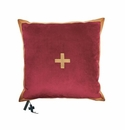 Jan Barboglio Cardenal Red Pillow