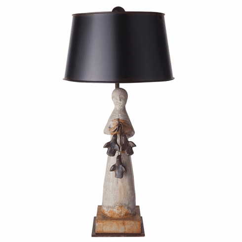 Jan Barboglio St. Francis Lamp