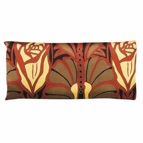 Jane Inc Eye Pillow - Red Nouveau