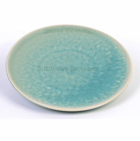 Jars Ceramics Tourron Jade Dinner Plate 10.2""
