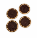 Jay Strongwater Bentley Jeweled Edge Coasters - Set of 4