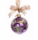 Jay Strongwater Butterfly Nouveau Artisan 3in. Ornament