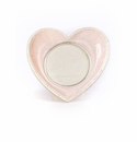 Jay Strongwater Chantal Heart Frame - Pale Pink