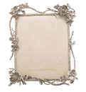 Jay Strongwater Dacia Floral Branch 8in. x 10in. Frame