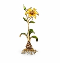 Jay Strongwater Delphina Lily Objet Figurine - Flora