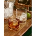 Jay Strongwater Hudson Double Old Fashioned Glasses