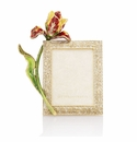 Jay Strongwater Ilsa Tulip 3in. x 4in. Frame