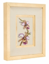 Jay Strongwater Julia Orchid Wall Art
