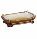 Jay Strongwater Ling Mystic Knot Trinket Tray