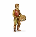 Jay Strongwater Little Drummer Boy Figurine - Jewel