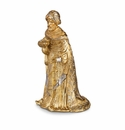Jay Strongwater Nativity Wise Man Melchior Figurine - Gold