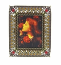 "Jay Strongwater Patricia 3"" X 4"" Frame (Jay'S First Frame), Jay"