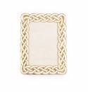 Jay Strongwater Quinn Braided 3.5in. x 5in. Frame