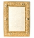 Jay Strongwater Viola Flower Scroll 4in. x 6in. Frame