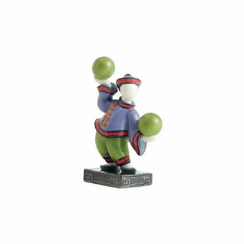 """Jean Boggio for Franz Collection """"Bei"""" Boy With Ball Figure"""