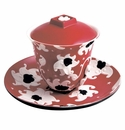 Jean Boggio for Franz Collection Dreams Of China Cup Saucer