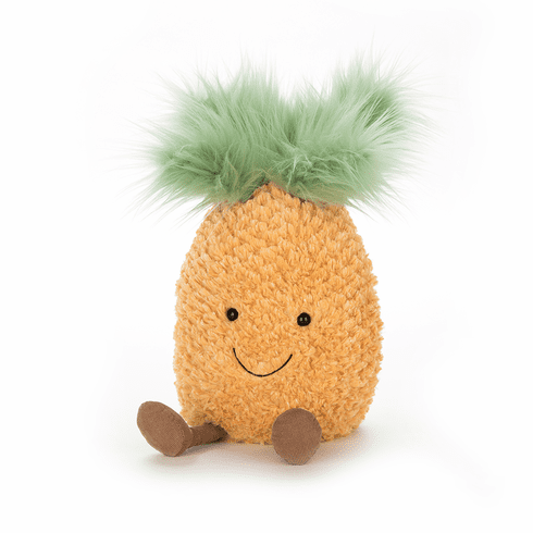Jellycat Amuseable Pineapple Small Stuffed Toy