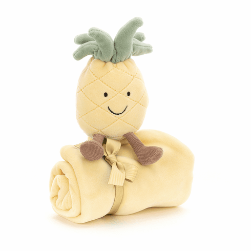 Jellycat Amuseable Pineapple Soother Stuffed Toy