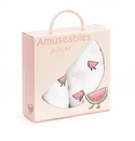 Jellycat Amuseable Watermelon Pair Of Muslin