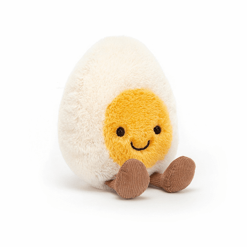 Jellycat Amuseables Boiled Egg Small Plush Toy