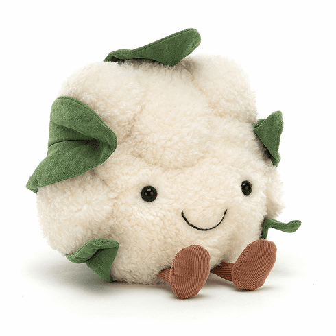 Jellycat Amuseables Cauliflower Plush Toy