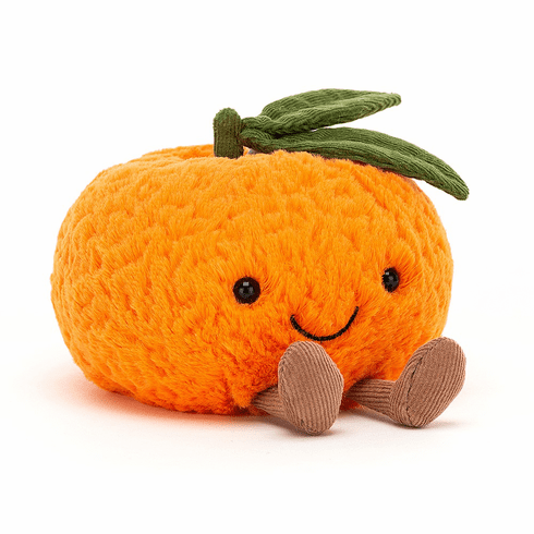 Jellycat Amuseables Clementine Small Plush Toy